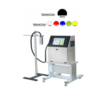 CIJ ink jet printer can print various colors