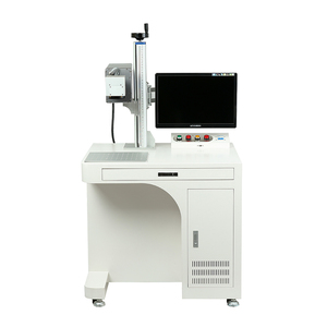 Faith  high quality Meenjet Good Price Flying Co2 Laser Marking Machine for printing metal